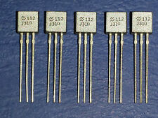 Nat. Semi.  J310 N-Channel RF Amp JFET ............ Lot of 5 ......