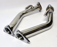 Test Pipes Decat Catless Straight Downpipe Exhaust FITS Nissan 350z 2007-2009