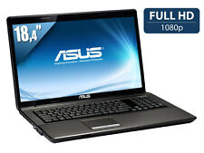 "ASUS 18.4"" X93SM / K93SV i5 8Go FHD SSD 120Go +HD 1To BR"