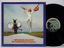 ROLLING STONES Get Yer Ya-ya's Out! NEAR MINT Vinyl LP 180 Gram Limited Edition