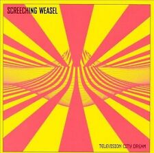 Television City Dream [PA] by Screeching Weasel (CD, Aug-1998, Fat Wreck Chords)