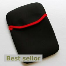 "Soft Cloth Case cover sleeve 7"" GPS Kindle Fire Samsung Galaxy HTC Tablet Ebooks"