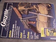 µ? Revue Gazette des Armes n°149 Beretta AR.70/90 Pietta FAP-84 Lance fusée 1914