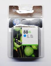 Original HP Printer Ink Cartridge 88 XL CYAN C9391AE OFFICEJET K550 K8600 L7780