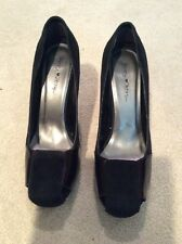 PENNY LOVES KENNY Patent And Suede Pumps Shoes sz 8.5