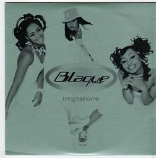 (FI642) Blaque Ivory, Bring It All To Me - 2000 DJ CD