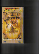 indiana jones and the last crusade video