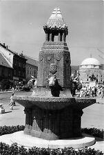 B28738 Pecs Zsolnay Fountain  hungary
