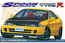FUJIMI PLASTIC MODEL KIT 1;24 SCALE HONDA INTEGRA TYPE R DC2 * SPOON SPORTS*