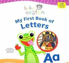 Baby Einstein: My First Book of Letters, Disney Book Group, Good Book