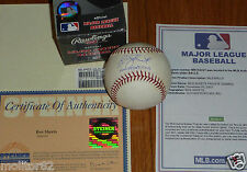 MILWAUKEE BREWERS BEN SHEETS 2000 OLYMPIC GOLD AUTOGRAPHED BASEBALL STEINER COA