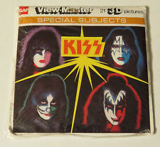 KISS 1979 VIEWMASTER SET ORGINAL FACTORY SEALED AUCOIN