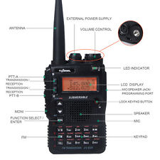 UV-8DR Dual-Band  Submersible VHF/UHF Amateur Radio Transceiver Walkie Talkie