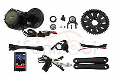 Bafang/8Fun 48V 1000W BBS03 BBSHD Mid-Drive Motor Conversion Kits For E-Bike DIY