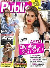 PUBLIC N°552 7 FEVRIER 2014  AYEM/ MIDDLETON/ BLOOM/ ALLEN/ ELMALEH/ ST-VALENTIN