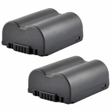 Two CGR-S006A Battery for Panasonic Lumix DMC-FZ18 FZ28 FZ8