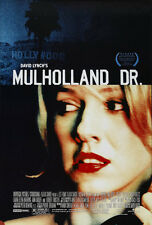 24X36Inch Art MULLHOLLAND DRIVE Movie POSTER David Lynch Twin Peaks P04
