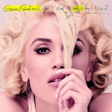 GWEN STEFANI THIS IS WHAT THE TRUTH FEELS LIKE CD ALBUM (March 18th 2016)