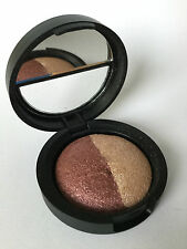 Laura Geller Baked Marble Eyeshadow Duo * Mulberry / Oyster * 1.8g - New, no box