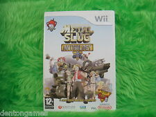 wii METAL SLUG ANTHOLOGY Game 7 All Time Arcade Classics In 1! Nintendo PAL