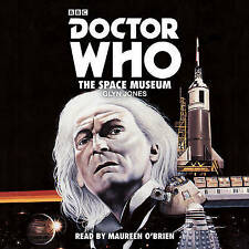 Doctor Who: A 1st Doctor Novelisation: The Space Museum by Glyn Jones Audio CD