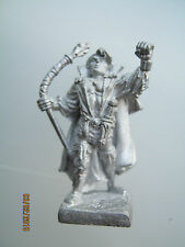 1x 03-086 magnus heroic male wizard magic-user sorcerer metal  Ral Partha fig#A