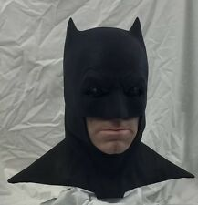 BATMAN CAPPUCCIO, weareble Mask, replica di scena, Batman VS Superman DAWN OF JUSTICE Film
