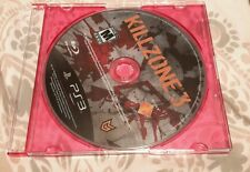PS3: Killzone 3 disc only