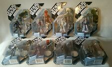 Mcquarrie Concept 30th Anniversary Star Wars 2007 Signature Series Set of 8