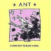 Ant-A Long Way to Blow a Kiss CD   Very Good