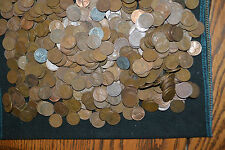 500 UNSEARCHED Lincoln Wheat Pennies + Indian Head Cent***bonus coin !!