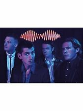 "ARCTIC MONKEYS POSTER ""BRAND NEW"" GROUP ""ALEX TURNER, JAMIE COOK, MATT"" LICENSED"