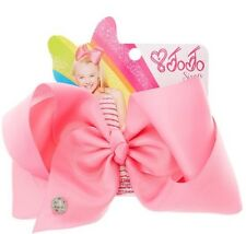 Jojo Siwa Large Signature Bow Pink Sold Out Dance Moms Brand New Bnwt