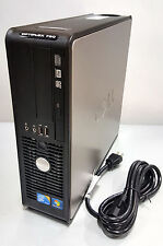 DELL OPTIPLEX 780 6GB RAM 160GB HDD CORE 2 DUO Vpro @ 3.00GHz Win7 COA Desk