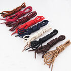 4 Size,Buy 2 get 1 free Round Waxed Lace Shoelace String for Leather Shoes Boot