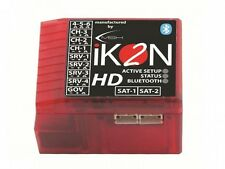 iKON2 HD Flybarless Gyro System W/ Integrated Bluetooth Module IKON2004