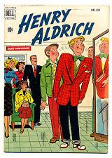 Henry Aldrich #6 (Dell) FN5.9
