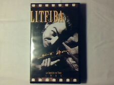 LITFIBA Lacio drom vhs COME NUOVA LIKE NEW!!!