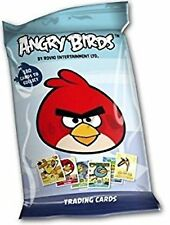 100 Packs x NEW Angry Birds Trading Cards Party Lucky Loot Toys Bag Pinata