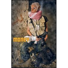 1:6 HOT TOYS X BROTHERSFREE BROTHERSWORKER MONEY JOURNALIST FIGURE
