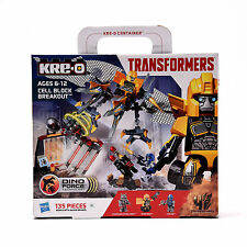 Hasbro Transformers Age d'extinction Kre-O Construction Set Cell Block Breakout
