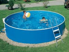12ft piscine piscine en acier Splasher
