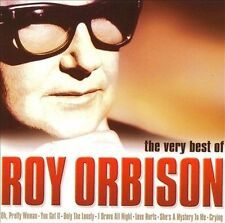 FREE US SH (int'l sh=$0-$3) USED,MINT CD Roy Orbison: Very Best of Import