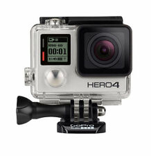 NEW GoPro HERO4 Silver Action Camera CHDHY-401 Video Camcorder