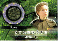 STARGATE HEROES COSTUME CARD C70 OF DESIREE ZUROWSKI AS PAREY