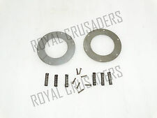 NEW VESPA VNA COUNTER GEAR PLATE WITH SPRING AND RIVETS
