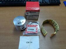 NOS Wiseco Piston And Ring Kit O/S 0.20 1977-80 Suzuki RM125 Part # 432P2