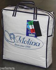 MOLINA PIUMINO IDREAM LIGHT LETTO MATRIMONIALE 250 X 200 LEGGERO MEZZA STAGIONE