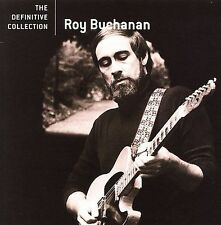 BUCHANAN,ROY, Definitive Collection, New Original recording remastered