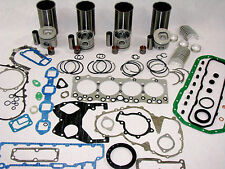 Isuzu 4BD1 4BD1T 3.9 diesel Forklift Hitachi Excavator engine overhaul kit